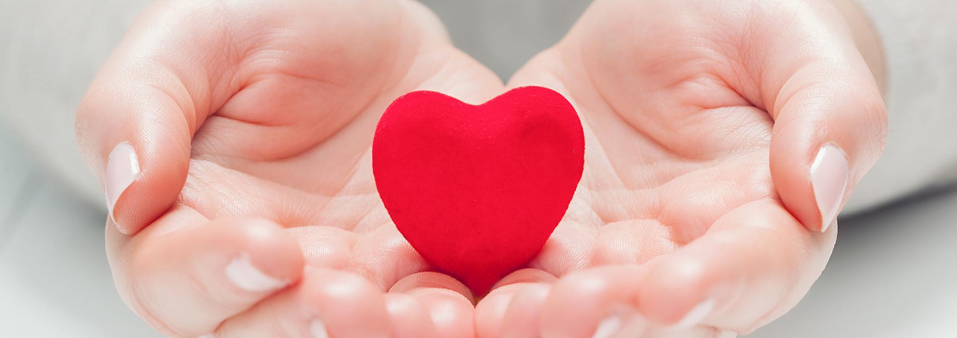 Rinkis kelią į sveiką širdį!